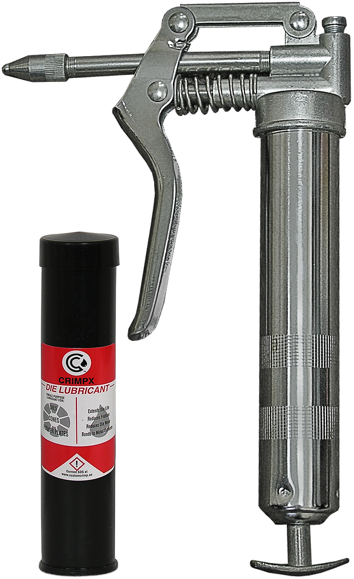 Grease Guns: CRIMPX Lubricant